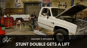100 Stacey David Trucks Stunt Double Gets A Lift S11 Ep8