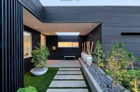 100 Modern Homes With Courtyards 25 Garden Designs For Midcentury