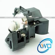Kdf E50a10 Lamp Timer Reset by Awo Replacement Projector Lamp Elplp33 V13h010l33 For Epson Emp