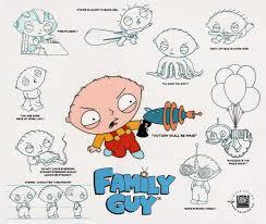 Halloween On Spooner Street Family Guy by Comic Mint Animation Art Family Guy