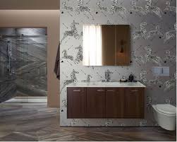 Houzz Bathroom Vanities Modern by Chic Kohler Vanities Bathroom Collections Nz Archer Intended For