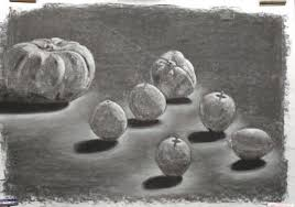 Maree Lawrence Pumpkin Patch by Blog Melbourne Art Class Art Courses Drawing Courses Folio