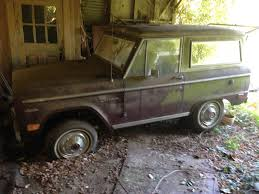 100 Project Trucks For Sale Cheap Some Rust 1969 D Bronco Sport Project Cars For Sale