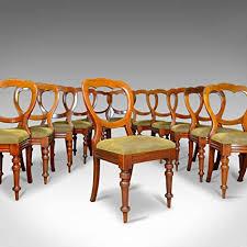 de antiques esszimmerstühle antik stil