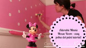 Minnie Mouse Bedroom Decorations by Minnie Mouse Room