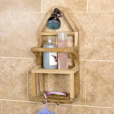 Teak Bathtub Caddy Canada by Teak Shower Caddy Pole Bed Bath Beyond Wood Australia Faedaworks Com
