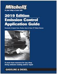 100 Mitchell Medium Truck 1 2019 Emission Control Application Guide Now Available