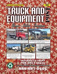 100 Bangor Truck Equipment Equipment Post 52 01 2016 By 1ClickAway Issuu