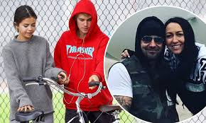 Justin Bieber and Selena Gomez attend his Dad s wedding