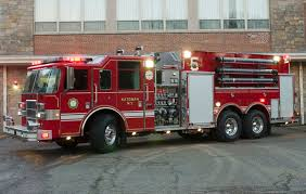 100 New York Fire Trucks Katonah Department Westchester County NY