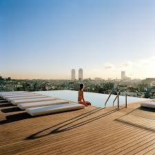 100 W Hotel In Barcelona Spain City Guide A Weekend In The Catalonian Capital British GQ
