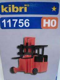 KIBRI-WALTHERS HO SMALL Forklift Lift Truck 11756