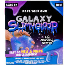 Galaxy Slime Kit 8pc
