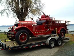 100 Fire Truck Museum Rockers Fire Engine A Boon To Museum The SpokesmanReview