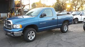 Parting Out 2003 Dodge Ram 1500 4.7L V8 45RFE 4x4 | Subway Truck ...
