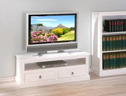 tv rack phono tv regal tv konsole provence3 kiefer massiv weiß