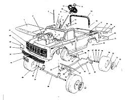 Truck Parts Diagram Sears Pedal Power Ford Pick-Up Truck Parts ... Truck Parts Pickup Flashback F10039s New Arrivals Of Whole Trucksparts Trucks Or Shelby Unveils Its 700hp F150 Equal Parts Offroader And Race 194856 Ford By Dennis Carpenter Cushman Accsories All Prices Truckin Pinterest 1963 63 Catalog Manual F 100 250 350 Diesel Sixties At The Big3 Swap Meet Qualcomm Stadium Used 1998 F250 54l V8 2wd Subway Inc 1976 I Want Trucks 4x4 2004 Tpi Bring A 1940 Chassis Back To Life Hot Rod Network Also Great Information 1953