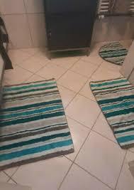 bad garnitur set badezimmerteppiche badezimmervorleger