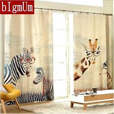 Fabrics For Curtains Uk by Animal Print Curtains U2013 Teawing Co
