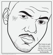 Bun Bs Rap Coloring And Activity Book