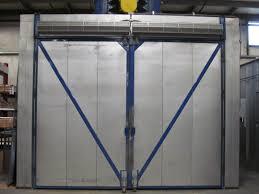 Berner Air Curtain Arc12 by Sanitation Low Profile 7 Berner