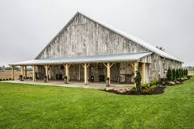 Couple Gets Married On Family Farm, Then Turns It Into Jaw ... The Farmhouse Weddings Barn At Hawks Point Indiana Rustic Wedding Venues Blue Berry Farm Event Venue Something Vintage Rentals Glistening Glamorous Fall Weston Red A Blog Nappanee Our Weddings By Rev Doug Klukken Northwest Kennedy Gorgeous