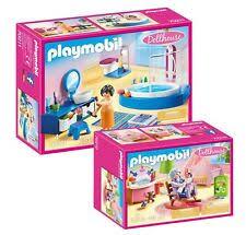 badezimmer playmobil 70211 neu ovp puppenhaus spielzeug