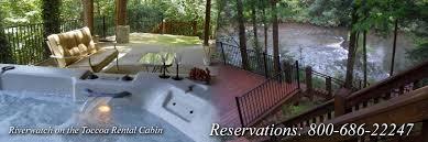 River Watch Cabin Rental