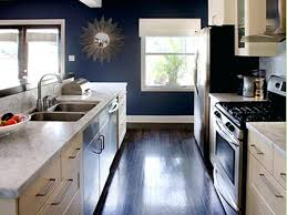Navy Blue Kitchen Decor Cabinets Uk Painted