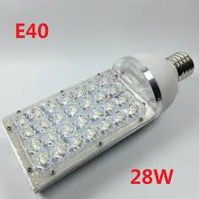 2018 28w led lights e40 mogul base light bulb