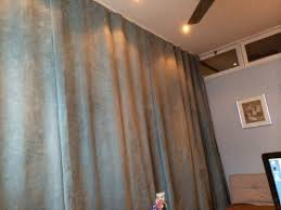 Sound Dampening Curtains Diy by Sound Absorbing Curtains Curtain Design Ideas
