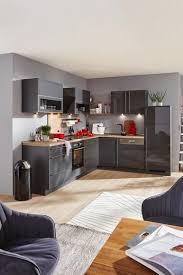 eckküche nolte grau kaufen mömax eckküche