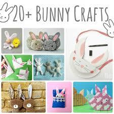 20 Delightful Bunny Crafts