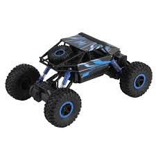 RC Off Road Vehicle Crawling Four Wheels Driving Car Toy Bigfoot ...