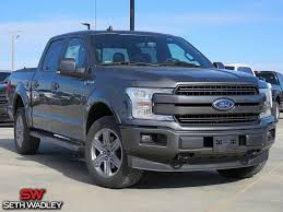100 V6 Trucks For Sale 2019 D F150 Lariat 4X4 Truck In Perry OK KKC02528