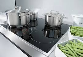 induction cuisine miele km 6117 induction hob with onset controls