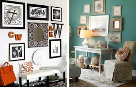 Mix Up 2 D And 3 Elements For Texture By Putting Some Photos In Frames Leaving The Way They Are If You Want A More Eclectic Bohemian Feel