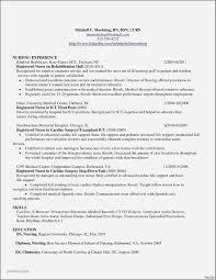 Sample Resume For Renal Nurse Best Of Nursing Resumes Elegant New Awesome