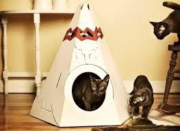 jouets et griffoirs à monter en pour chats aventuriers