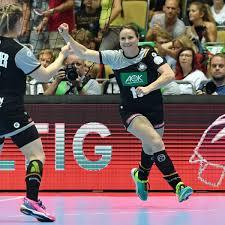 Handball Frauen Deutschland Gewinnt Länderspiel Gegen Polen