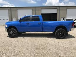 2013 Dodge Ram 3500 4x4 Crewcab Dually For Sale In Greenville, TX 75402
