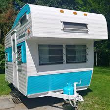100 Restored Retro Campers For Sale Vintage Camper Glampers Of NH Local Service Dover New