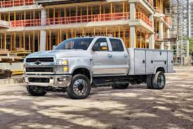 100 Kodiak Trucks GM Reveals 2019 Chevrolet Silverado 4500HD 5500HD 6500HD Motor Trend