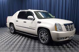 Used 2007 Cadillac Escalade EXT AWD Truck For Sale - 44747B Cadillac Rides Magazine Cadillac Escalade Truck For Sale Ext In 2002 Ext Archived Test Review Car And Driver 2007 Awd 4dr For Sale 70015 Mcg Used 2004 Cadillac Escalade Base In West Palm Fl 2003 Navi Dvd Leather 60l V8 New Much Less Ostentatious The Truth About Cars 2010 Premium Delray Beach 2008 Sonoma Red 36963467 Gtcarlotcom Base Crew Cab Pickup Auto And Auction