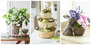 Dining Table Centerpiece Ideas Home by 70 Diy Easter Decorations Ideas For Homemade Easter Table And