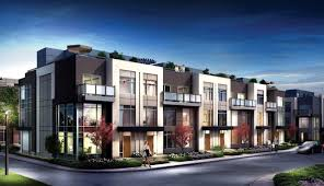 100 Modern Townhouse Designs Dwell City Towns Menkes Developments Design Townhouse