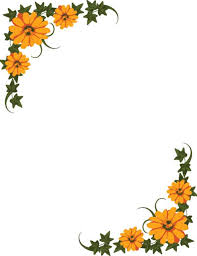 Borders Flower Border Clip Art Pictures Reference