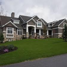 Photo Of Craftsman House Exterior Colors Ideas by Craftsman Home Exterior Colors House Exterior Paint Colors Home