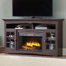 Decor Flame Infrared Electric Stove Manual by Home Decorators Collection Avondale Grove 59 In Tv Stand Infrared