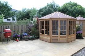 100 Contemporary Summer House Wooden Garden Shed Glass Contemporary Home BROADWELL